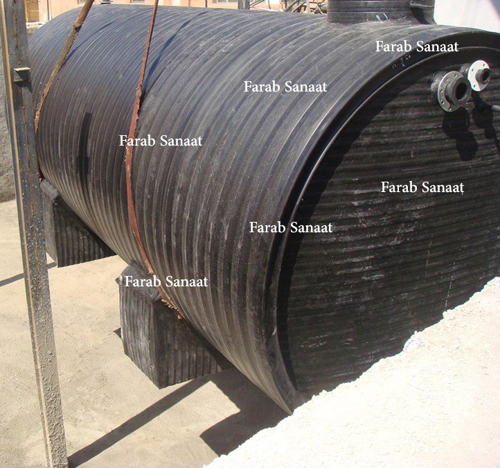 طراحی و ساخت انواع سپتیک تانک
