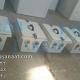 چربی گیر فایبرگلاس به سفارش فودکورت مجتمع تجاری ارگ تجریش