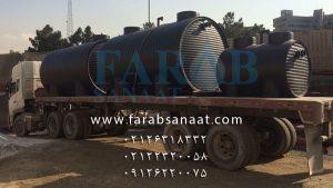مجتمع تجاری مگامال تهران خریدار سپتیک تانک و چربی گیر